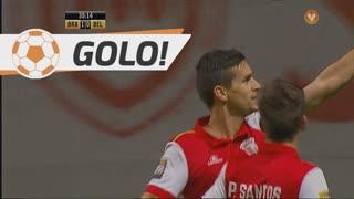 GOLO! SC Braga, Rui Fonte aos 31', SC Braga 2-0 Belenenses