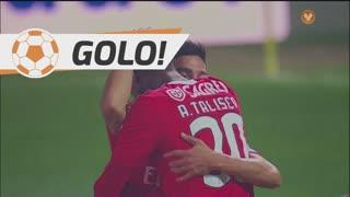 GOLO! SL Benfica, Talisca aos 14', Moreirense FC 0-2 SL Benfica