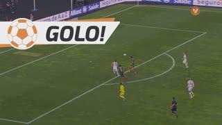 GOLO! Marítimo M., João Diogo aos 45', Marítimo M. 1-3 SL Benfica
