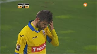 FC Arouca, Jogada, Roberto aos 73'