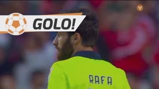 GOLO! SC Braga, Rafa aos 18', SL Benfica 0-1 SC Braga