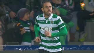 Sporting CP, Jogada, Bruno César aos 5'