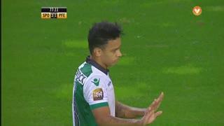 Sporting CP, Jogada, Matheus Pereira aos 78'