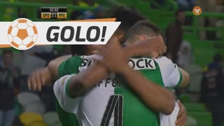GOLO! Sporting CP, Gelson Martins aos 52', Sporting CP 2-1 FC P.Ferreira