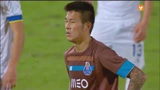 FC Porto, Jogada, Hyun-Jun Suk aos 85'