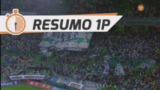 Taça da Liga (Fase 3 - Jornada 1): Resumo Sporting CP 3-1 FC P.Ferreira