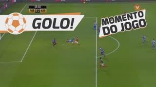 GOLO! Marítimo M., Alex Soares aos 70', FC Porto 0-2 Marítimo M.
