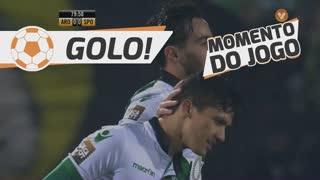 GOLO! Sporting CP, Zeegelaar aos 80', FC Arouca 0-1 Sporting CP