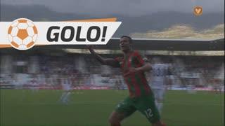 GOLO! Marítimo M., Edgar Costa aos 18', Marítimo M. 1-1 Portimonense