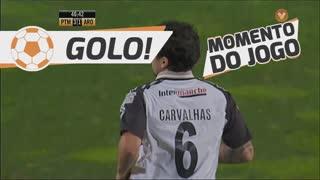 GOLO! Portimonense, André Carvalhas aos 46', Portimonense 3-1 FC Arouca