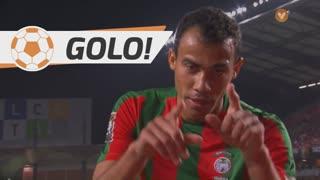 GOLO! Marítimo M., Fransérgio aos 83', Marítimo M. 2-4 SL Benfica