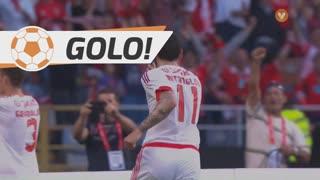 GOLO! SL Benfica, K. Mitroglou aos 38', Marítimo M. 0-3 SL Benfica