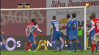 SC Braga, Jogada, Pedro Santos aos 18'