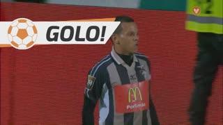 GOLO! Portimonense, Ewerton aos 36', Portimonense 1-0 Sporting CP