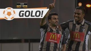 GOLO! Portimonense, André Carvalhas aos 16', Portimonense 1-0 FC Arouca
