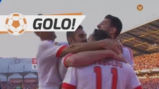 GOLO! SL Benfica, K. Mitroglou aos 17', Marítimo M. 0-2 SL Benfica
