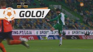 GOLO! Sporting CP, A. Aquilani aos 8', Sporting CP 1-0 FC P.Ferreira