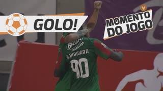 GOLO! Marítimo M., P. Diawara aos 90'+4', Marítimo M. 3-1 Portimonense