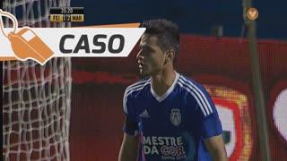 CD Feirense, Caso, Vasco Rocha aos 35'