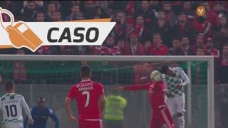 SL Benfica, Caso, Gonçalo Guedes aos 58'