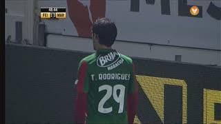 Marítimo M., Jogada, Tiago Rodrigues aos 49'