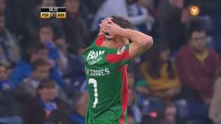 Marítimo M., Jogada, Alex Soares aos 59'