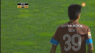 FC Porto, Jogada, Hyun-Jun Suk aos 1'