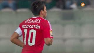 SL Benfica, Jogada, Gaitán aos 45'