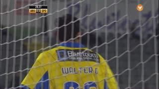 FC Arouca, Jogada, Walter González aos 29'