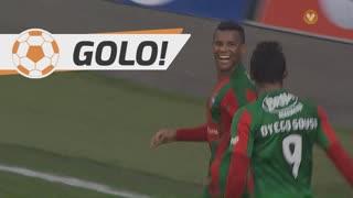 GOLO! Marítimo M., Éber aos 31', Marítimo M. 2-1 Portimonense