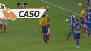 Marítimo M., Caso, Alex Soares aos 62'