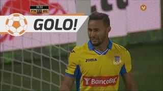 GOLO! Portimonense, Nelsinho (p.b.) aos 39', Portimonense 2-1 FC Arouca