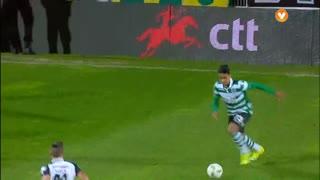 Sporting CP, Jogada, Matheus Pereira aos 53'