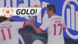 GOLO! SL Benfica, Jonas aos 10', Marítimo M. 0-1 SL Benfica