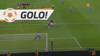 GOLO! Marítimo M., M. Marega aos 90'+4', FC Porto 0-3 Marítimo M.