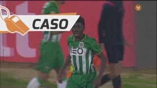 Rio Ave FC, Caso, Jaime Pinto aos 60'