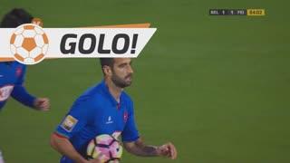 GOLO! Belenenses, Tiago Caeiro aos 65', Belenenses 1-1 CD Feirense