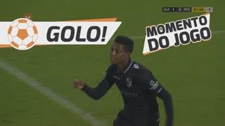 GOLO! Vitória SC, Zungu aos 90'+2', Vitória SC 2-2 FC P.Ferreira