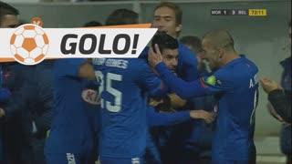 GOLO! Belenenses SAD, Miguel Rosa aos 73', Moreirense FC 1-3 Belenenses SAD