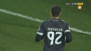 Marítimo M., Jogada, Edgar Costa aos 79'