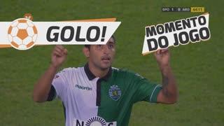 GOLO! Sporting CP, Alan Ruiz aos 44', Sporting CP 1-0 FC Arouca