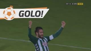 GOLO! Vitória FC, Frederico Venâncio aos 19', Vitória FC 1-0 Sporting CP