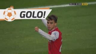 GOLO! SC Braga, Ricardo Horta aos 81', SC Braga 4-0 SC Covilhã