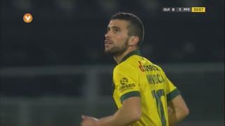 FC P.Ferreira, Jogada, Minhoca aos 34'