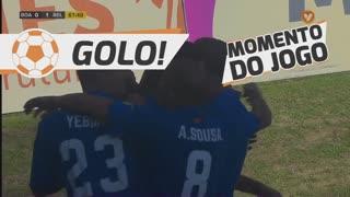 GOLO! Os Belenenses, Dinis Almeida aos 62', Boavista FC 0-1 Os Belenenses