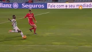 Moreirense FC, Jogada, E. Boateng aos 64'
