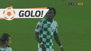 GOLO! Moreirense FC, Cauê aos 76', Moreirense FC 2-3 Os Belenenses