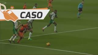 Varzim SC, Caso, Rui Costa  aos 2'