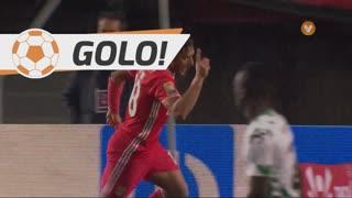 GOLO! SL Benfica, Salvio aos 7', Moreirense FC 0-1 SL Benfica