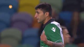 Sporting CP, Jogada, Alan Ruiz aos 11'